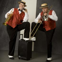 Dixie duo boeken of inhuren | JB Productions