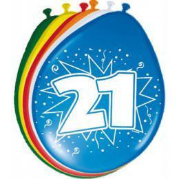 Ballonnen verjaardag bestellen | Partyspecialist.nl