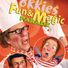 Clown Okkie Kindervoorstelling inhuren of boeken | JB Productions