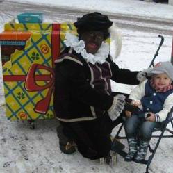Piet en zijn Mobiele Cadeau huren of boeken | SintenKerst