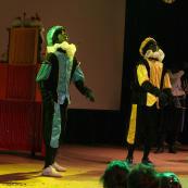 Sinterklaasfeest met de Urban Pieten op uw evenement