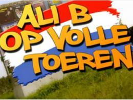 Ali B Op Volle Toeren | Artiestenbureau JB Productions