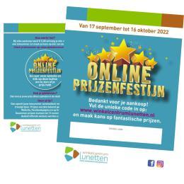 Online Spaarfestijn inhuren of boeken | JB Productions