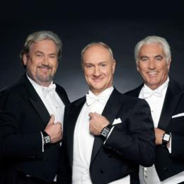 De 3 Baritons boeken of inhuren | JB Productions