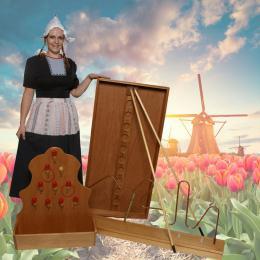 Oud-Hollandse Spelen huren inclusief begeleiding | Artiestenbureau JB Productions