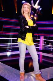 Fabienne Bergmans - The Voice Kids boeken of inhuren | JB Productions
