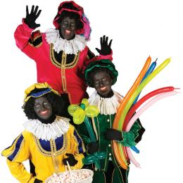 Te gekke Zwarte Pieten team huren