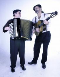 La Grande Difference het Franse Muziek Duo boeken | JB Productions