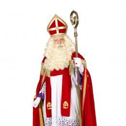 Luxe TV Sinterklaas Kostuum inhuren of huren? | Sint en Kerst