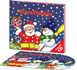 Kerst boekje met verhalen en liedjes | Sint en Kerst