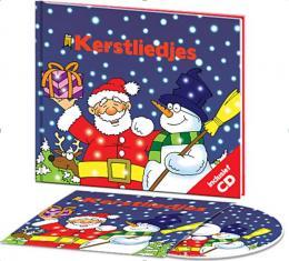 Kerst boekje met verhalen en liedjes