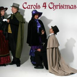 Carols 4 Christmas - a capella Christmas songs inhuren of boeken | SintenKerst
