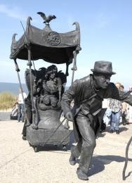Levend Standbeeld - Stenen Sprookje boeken of inhuren? | JB Productions