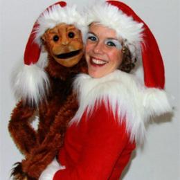 Animatieact - Mister Monkey & de Kerstvrouw