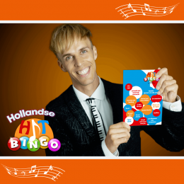 Hollandse Hit Bingo boeken of huren? | JB Productions
