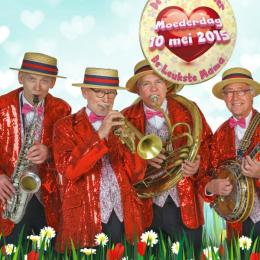 De Swinging Jazzband - Moederdag boeken of inhuren | JB Productions