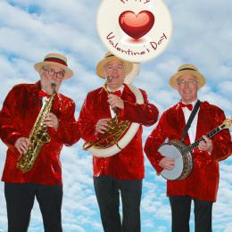 De Swinging Jazzband - Valentijn inhuren of boeken | JB Productions