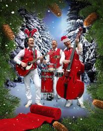 De Rode Lopers het leukste Kerstbandje