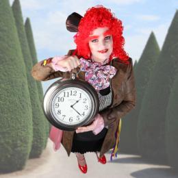 Vrouwtje Tijd - Animatie Act