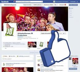 Onderhoud Facebook Pagina - Service | JB Productions