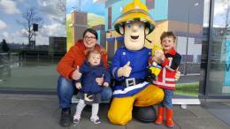 Meet & Greet Brandweerman Sam boeken of inhuren?