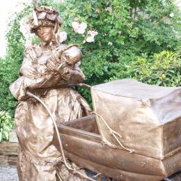 Levend Standbeeld - Moeders Trots | JB Productions
