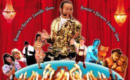 Ronnie's Bizarre Familie Show | JB Productions