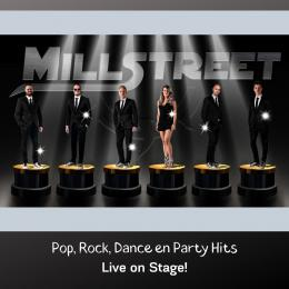 MillStreet Band inhuren of boeken | JB Productions