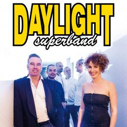 Daylight Superband - Coverband inhuren of boeken | JB Productions