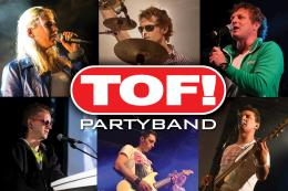 Partyband TOF! | JB Productions