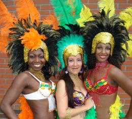 Braziliaanse Danseressen | JB Productions