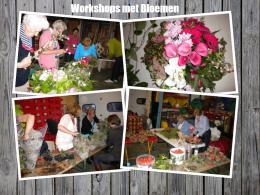 Creatieve Workshop met Bloemen | Artiestenbureau JB Productions