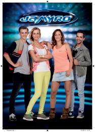Jamyro de nieuwste popgroep van Nederland