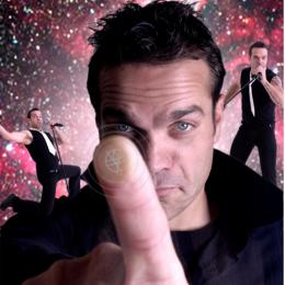 Look a Like Robbie Williams inhuren of boeken | JB Productions
