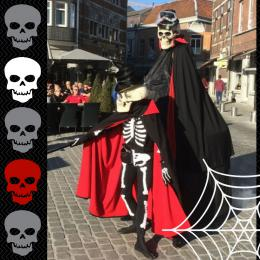 The Skeletons inhuren of boeken | JB Productions