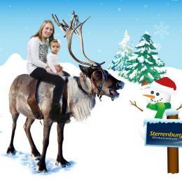 Greenscreenfotografie voor Kerst inhuren of boeken | Sint en Kerst