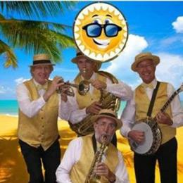 De Swinging Jazzband - Zomers inhuren of boeken | JB Productions