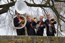 Swinging Dixieband - de 4 Koningen inhuren of boeken | JB Productions