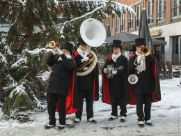 Swinging Dixieband - Dickens inhuren of boeken | JB Productions