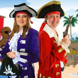 Parel en Pablo - Schip Ahoi Sinterklaas boeken of inhuren | SintenKerst