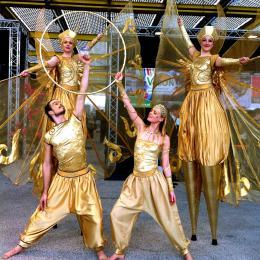 Gouden Nektar Parade boeken of huren | JB Productions