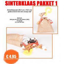 Sinterklaas Cadeaus - Pakket 1 kopen | SintenKerst