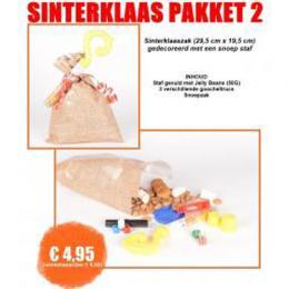 Sinterklaas Cadeaus - Pakket 2 kopen | SintenKerst