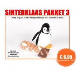Sinterklaas Cadeaus - Pakket 3
