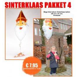 Sinterklaas Cadeaus - Pakket 4