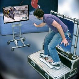 Snowboard Simulator inhuren of boeken | JB Productions