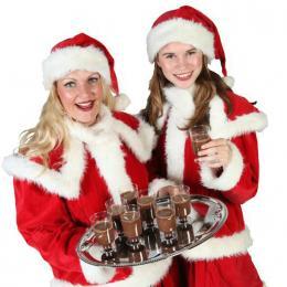 Warme Chocolademelk Traktatie uitdelen inhuren of boeken | JB Productions