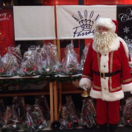Cadeau voor Kerst inhuren of boeken | JB Productions