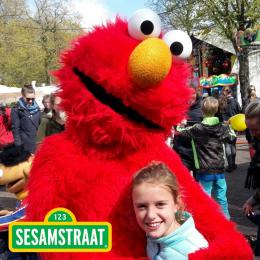 Meet & Greet Elmo inhuren of boeken? | JB Productions