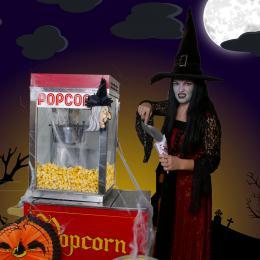 Magische Popcorn | Artiestenbureau JB Productions